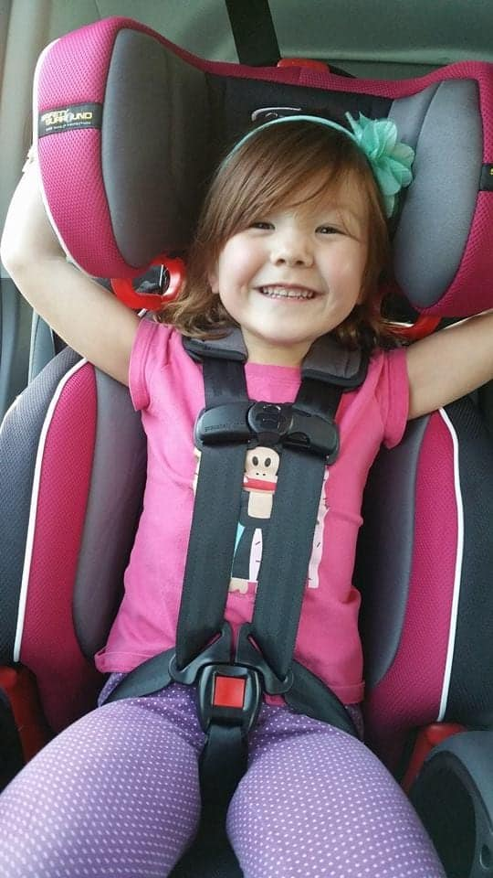 The Four Steps Of Car Seat Safety Car Seats For The Littles