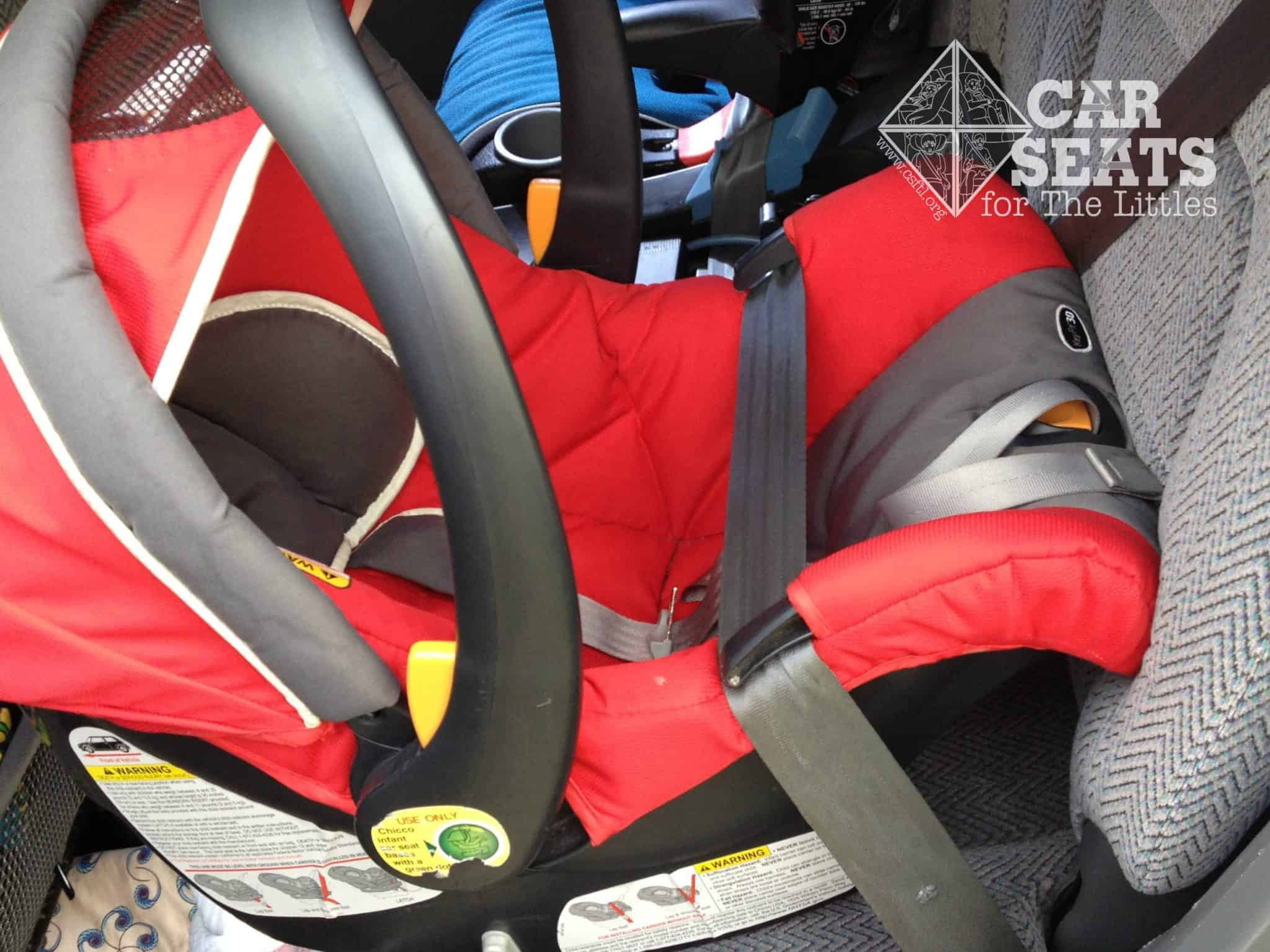 Chicco KeyFit 30 Review - Car Seats For The Littles