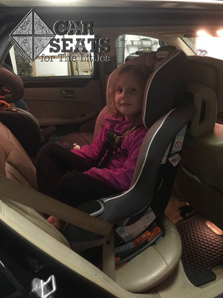 Graco Extend2Fit Convertible Car Seat Review - Car Seats For The Littles